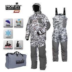 Костюм зимовий NORFIN EXPLORER