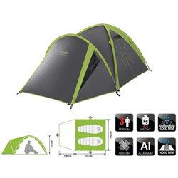 Палатка NORFIN CARP 2+1 ALU (арт. NF-10302)