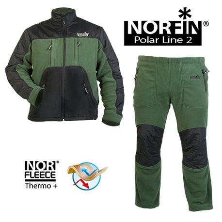 Костюм флисовый NORFIN POLARE LINE 2 (арт. 33700)