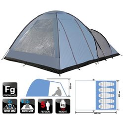 Палатка кемпинговая NORFIN ALTA 5 (арт. NFL-10209)