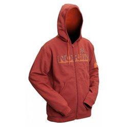 Куртка флисовая с капюшоном NORFIN терракот (арт. 71100)