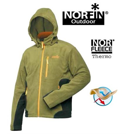 Куртка флисовая NORFIN OUTDOOR