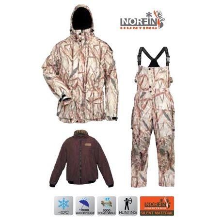 Зимний костюм NORFIN NORTH RITZ (арт.71900)