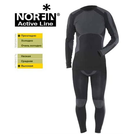 Термобілизна NORFIN ACTIVE LINE