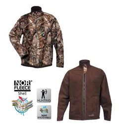 NORFIN Hunting Thunder Passion Brown (арт.72000)