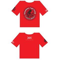 Футболка с логотипом Lucky John (арт. LJ-102)