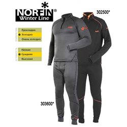 Термобелье NORFIN WINTER LINE (арт. 302500)