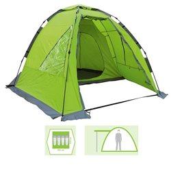 Палатка двухслойная кемпинговая NORFIN ZANDER 4 (арт. NF-10403)