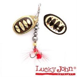 Вращающаяся блесна Lucky John Bonnie Blade (арт. LJBB02)