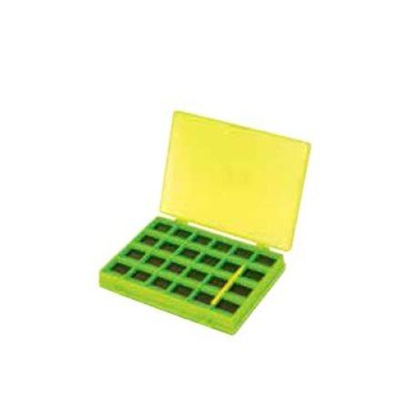 Коробка для крючков c магнитными ячейками Salmo (арт. 1500-77)