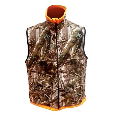Жилет NORFIN HUNTING REVERSABLE VEST PASSION/ORANGE (арт.72400)